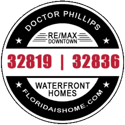 Doctor Phillips waterfront homes for sale logo