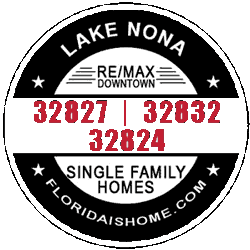 Houses for sale in Lake Nona Logo