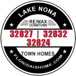Lake Nona Town Homes For Sale Logo
