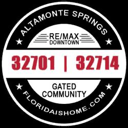 LOGO: Altamonte Springs Gated Community Homes