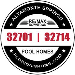 LOGO: Altamonte Springs Pool Homes