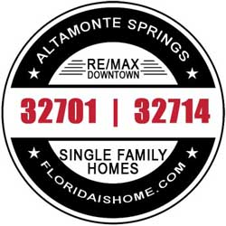 LOGO: Altamonte Springs Single Family Homes
