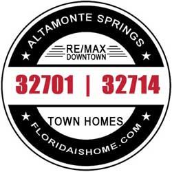 LOGO: Altamonte Springs townhomes