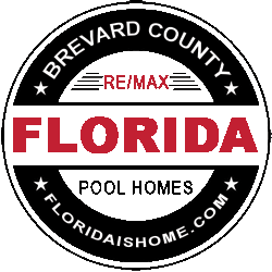 LOGO: Brevard County Pool Homes