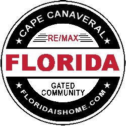 LOGO: Cape Canaveral gated community homes for sale
