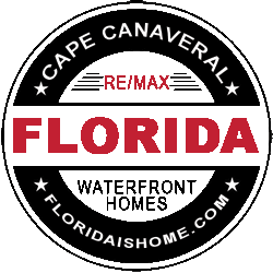 LOGO: Cape Canaveral waterfront homes for sale
