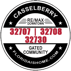 LOGO: Casselberry Gated Community Homes For Sale