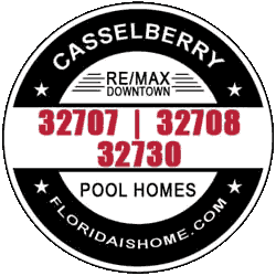 LOGO: Casselberry Pool Homes for sale