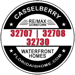 LOGO: Casselberry Waterfront Homes For Sale