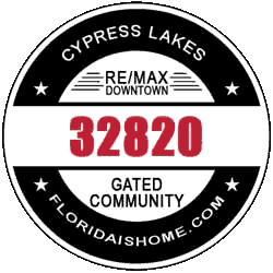 LOGO: Cypress Lakes Gated Community Homes