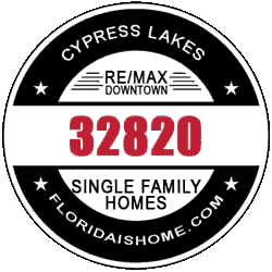 LOGO: Cypress Lakes houses