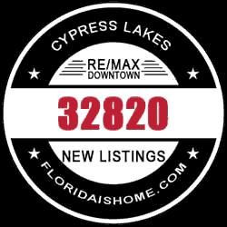 LOGO: Cypress Lakes New Listings