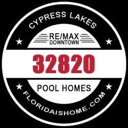 LOGO: Cypress Lakes Pool Homes