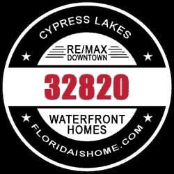 LOGO: Cypress Lakes Waterfront Homes