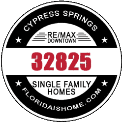 LOGO: Cypress Springs Single Family Homes