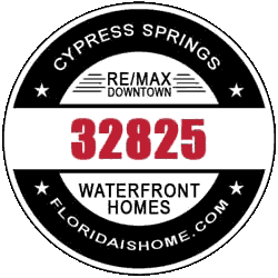 LOGO: Cypress Springs Waterfront Homes