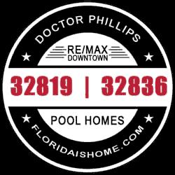 LOGO: Doctor Phillips Pool homes