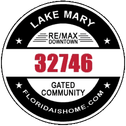 LOGO: Lake Mary Gated Community
