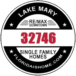 "LOGO"" Lake Mary Single Family Homes"