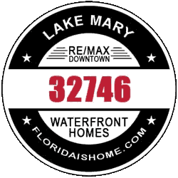 LOGO: Lake Mary Waterfront Homes