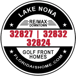 LOGO: Lake Nona Golf Front Homes