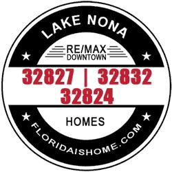 LOGO: Lake Nona Homes