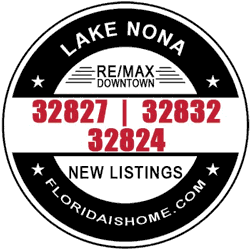 LOGO: Lake Nona New Listings