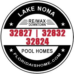 LOGO: Lake Nona Pool Homes