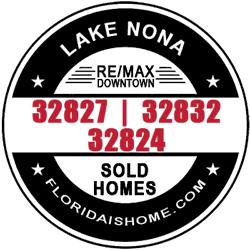 LOGO: Lake Nona Recently Sold Homes