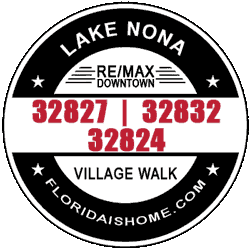LOGO: Village Walk at Lake Nona