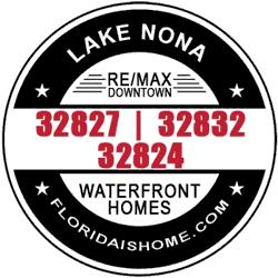 LOGO: Lake Nona Waterfront Homes