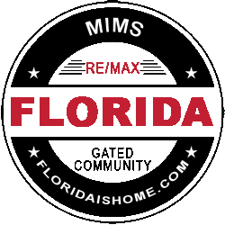 LOGO: Mims gated community homes for sale