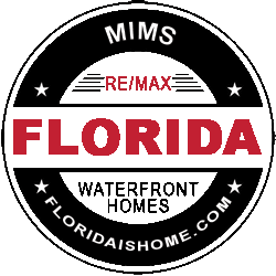 LOGO: Mims waterfront homes for sale