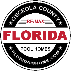 LOGO: Osceola County Pool Homes