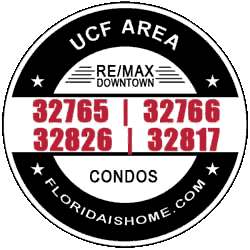 UCF Area Condos For Sale Logo
