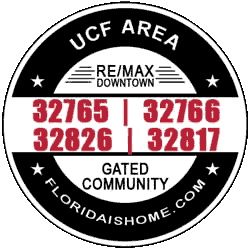 UCF Area Gated Community Homes For Sale Logo