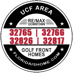 LOGO: UCF Area golf course / frontage homes for sale