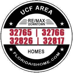 UCF Area Homes For Sale Logo