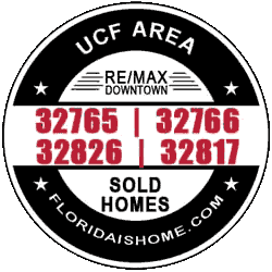 LOGO: UCF Area Sold Homes