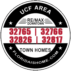 LOGO: UCF Area Town Homes For Sale