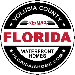 LOGO: Volusia County Waterfront Homes