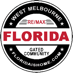 LOGO: West Melbourne gated community homes for sale