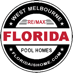 LOGO: West Melbourne pool homes for sale