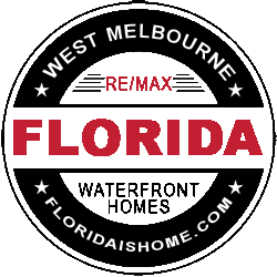 LOGO: West Melbourne waterfront homes for sale
