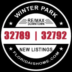 LOGO: Winter Park New Listings