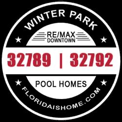 LOGO: Winter Park Pool Homes