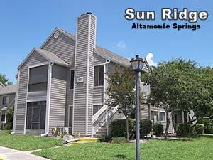 Sunridge Condos in Altamonte Springs FL