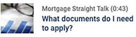Button What Documents Do I Need To Apply For A Mortgage