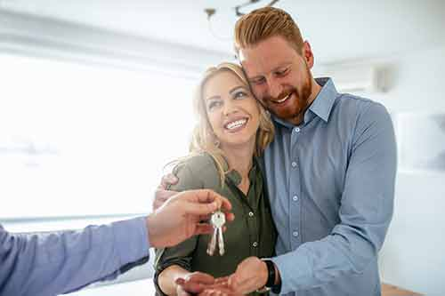 Be a happy home buyer