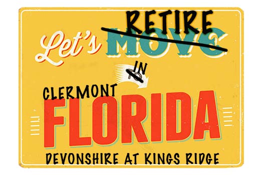 Clermont Devonshire at Kings Ridge Homes For Sale webpage header